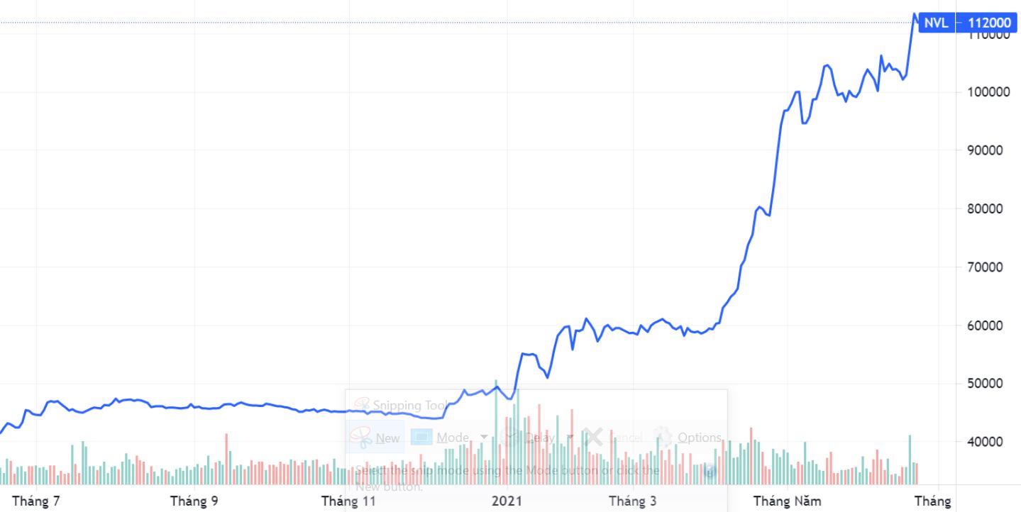 Novaland phát hành gần 6 triệu cp để chuyển đổi trái phiếu với giá 40.000 đồng/cp - Ảnh 1.
