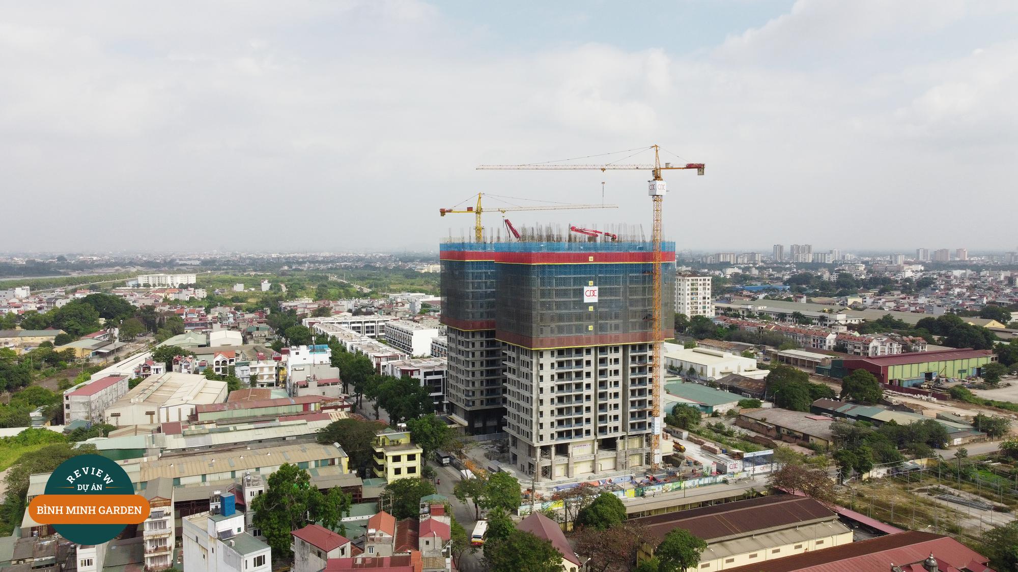 Review dự án Bình Minh Garden: Tổ hợp chung cư, shophouse hơn nghìn tỷ gần cầu Đông Trù của Shark Hưng - Ảnh 6.