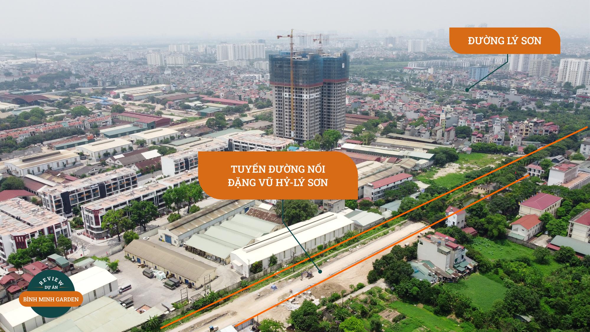 Review dự án Bình Minh Garden: Tổ hợp chung cư, shophouse hơn nghìn tỷ gần cầu Đông Trù của Shark Hưng - Ảnh 15.