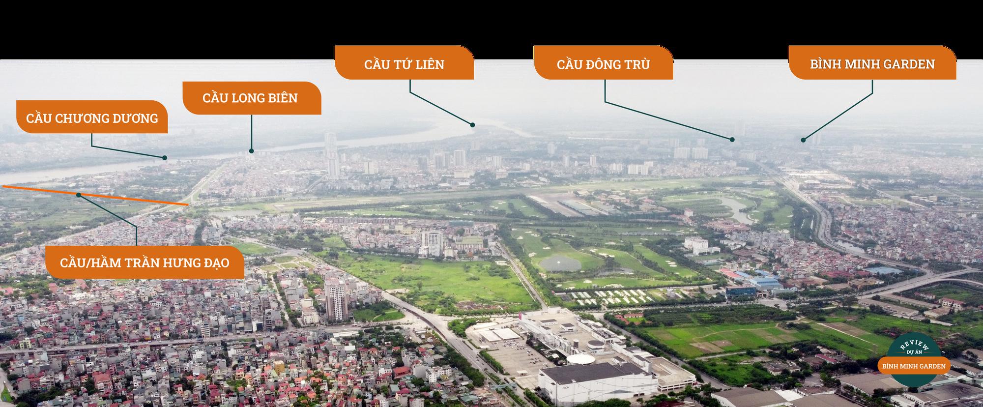 Review dự án Bình Minh Garden: Tổ hợp chung cư, shophouse hơn nghìn tỷ gần cầu Đông Trù của Shark Hưng - Ảnh 16.