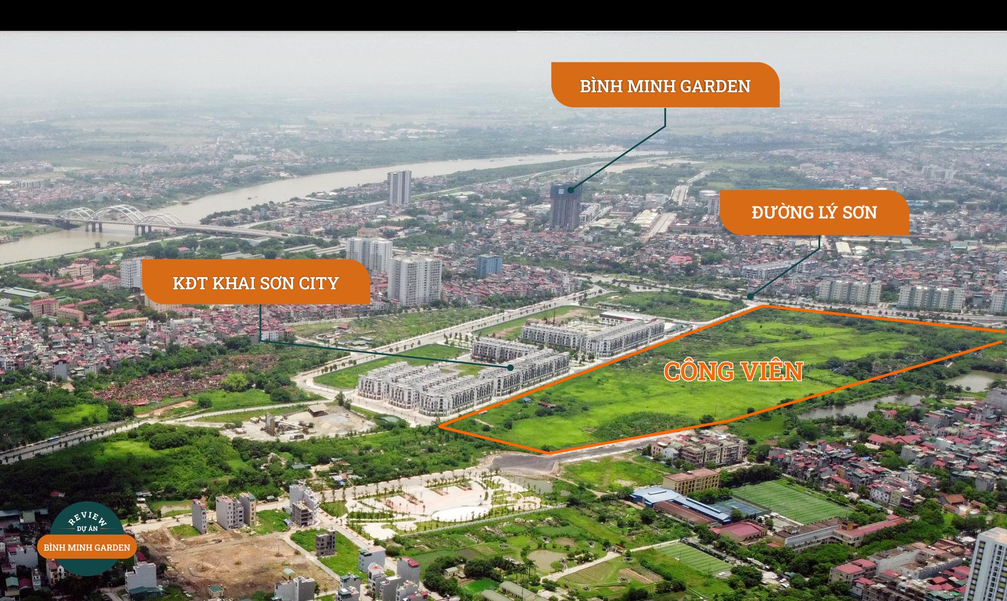 Review dự án Bình Minh Garden: Tổ hợp chung cư, shophouse hơn nghìn tỷ gần cầu Đông Trù của Shark Hưng - Ảnh 17.