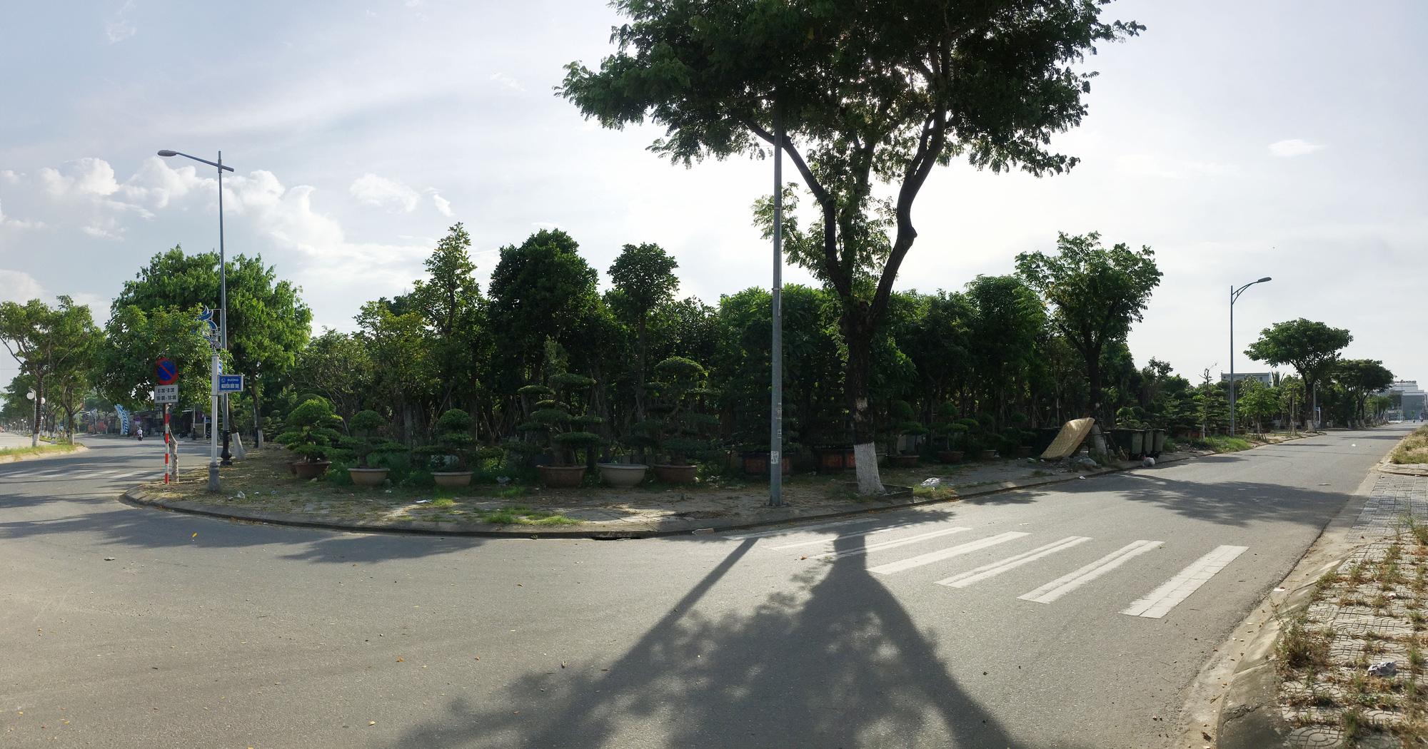Cận cảnh hai khu đất ở quận Cẩm Lệ, Đà Nẵng sẽ đấu giá làm bãi đỗ xe - Ảnh 3.