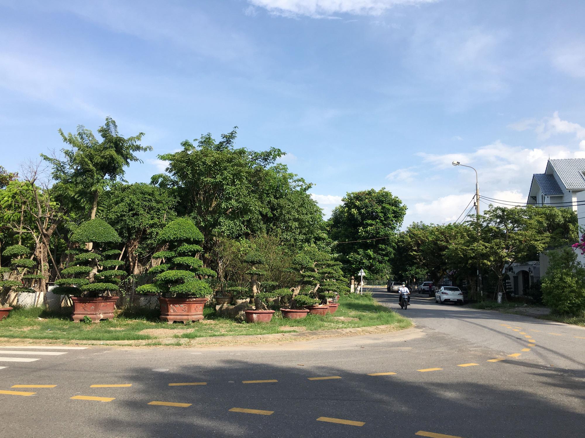 Cận cảnh hai khu đất ở quận Cẩm Lệ, Đà Nẵng sẽ đấu giá làm bãi đỗ xe - Ảnh 7.