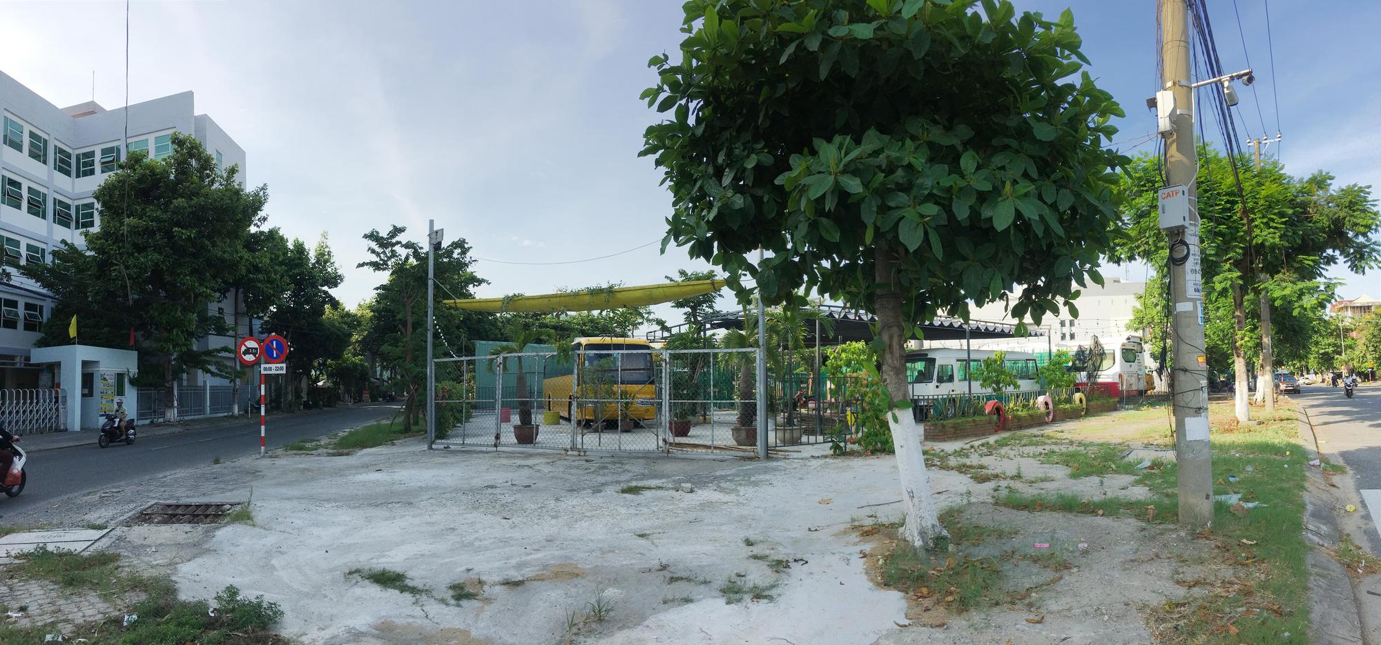 Cận cảnh hai khu đất ở quận Cẩm Lệ, Đà Nẵng sẽ đấu giá làm bãi đỗ xe - Ảnh 9.