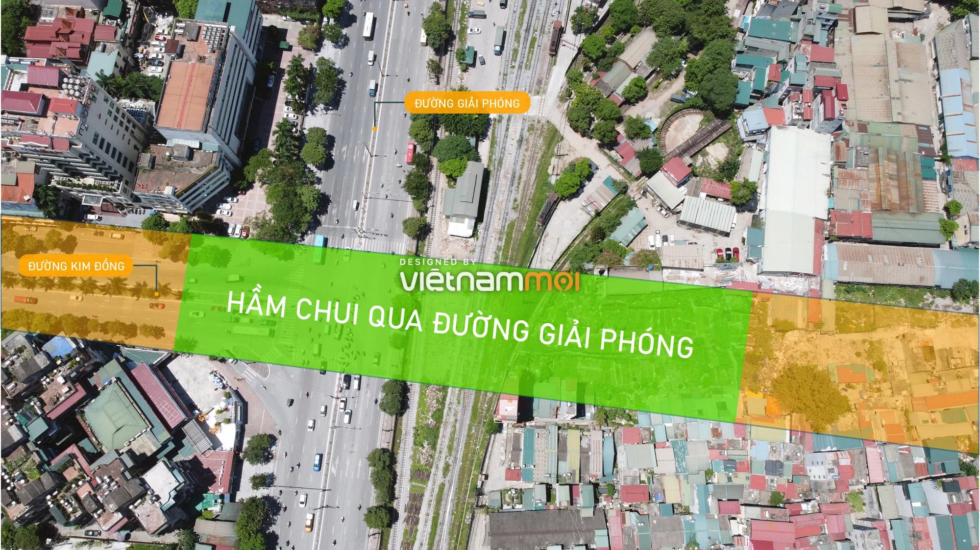 Vành đai 2,5 sẽ mở theo quy hoạch qua quận Hoàng Mai, Hà Nội - Ảnh 8.