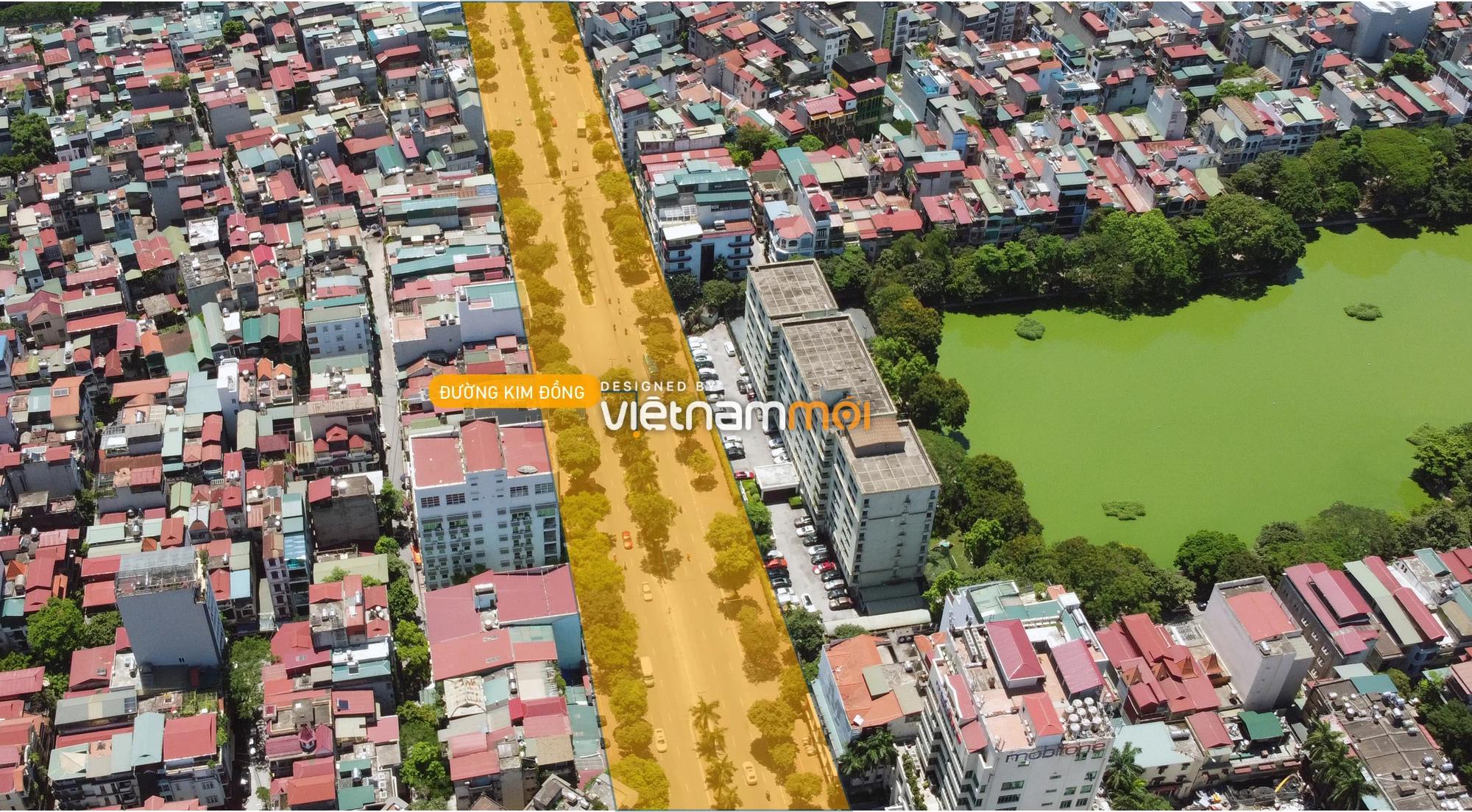Vành đai 2,5 sẽ mở theo quy hoạch qua quận Hoàng Mai, Hà Nội - Ảnh 9.