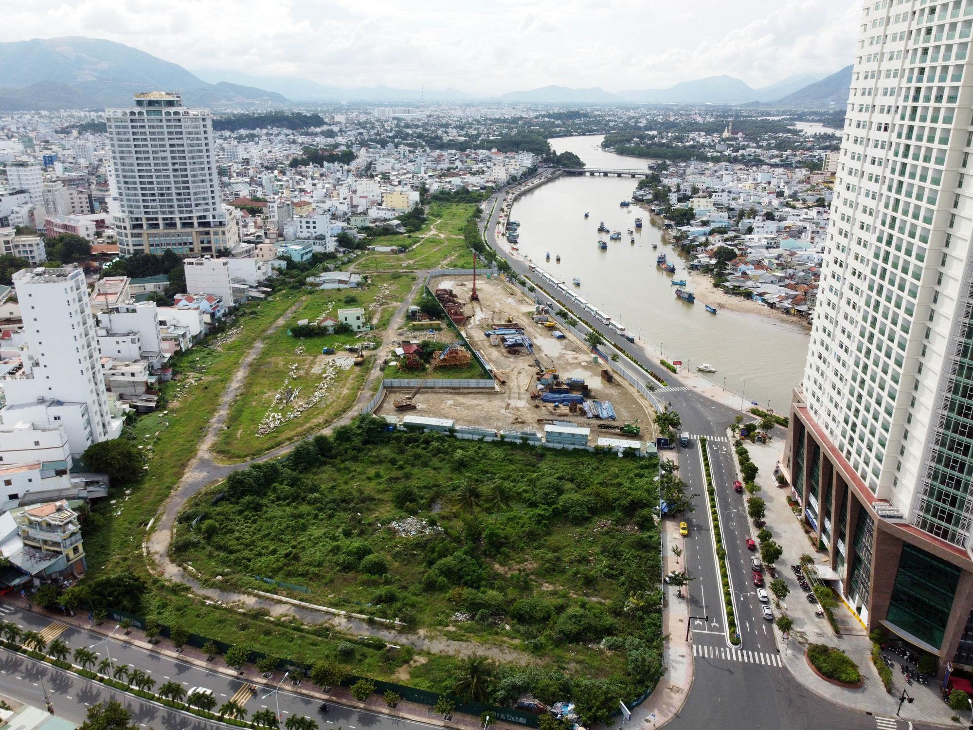 Cựu Tổng giám đốc CTCP Sông Đà Nha Trang 'biến' đất công viên thành đất nền bán cho nhiều người - Ảnh 1.