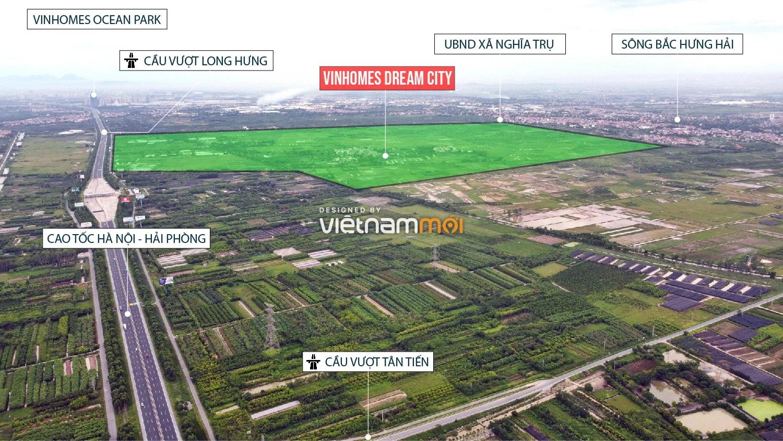 Toàn cảnh ba đại dự án Vinhomes Wonder Park, Vinhomes Cổ Loa và Vinhomes Dream City sắp ra mắt - Ảnh 1.