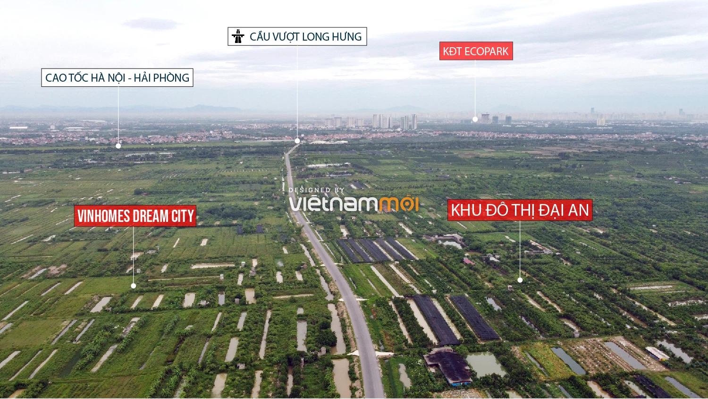 Toàn cảnh ba đại dự án Vinhomes Wonder Park, Vinhomes Cổ Loa và Vinhomes Dream City sắp ra mắt - Ảnh 3.