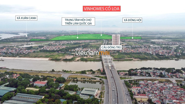 Toàn cảnh ba đại dự án Vinhomes Wonder Park, Vinhomes Cổ Loa và Vinhomes Dream City sắp ra mắt - Ảnh 12.