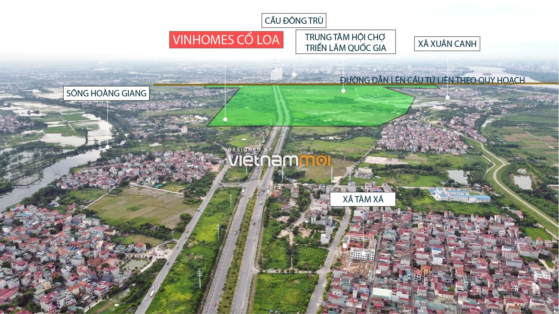 Toàn cảnh ba đại dự án Vinhomes Wonder Park, Vinhomes Cổ Loa và Vinhomes Dream City sắp ra mắt - Ảnh 13.