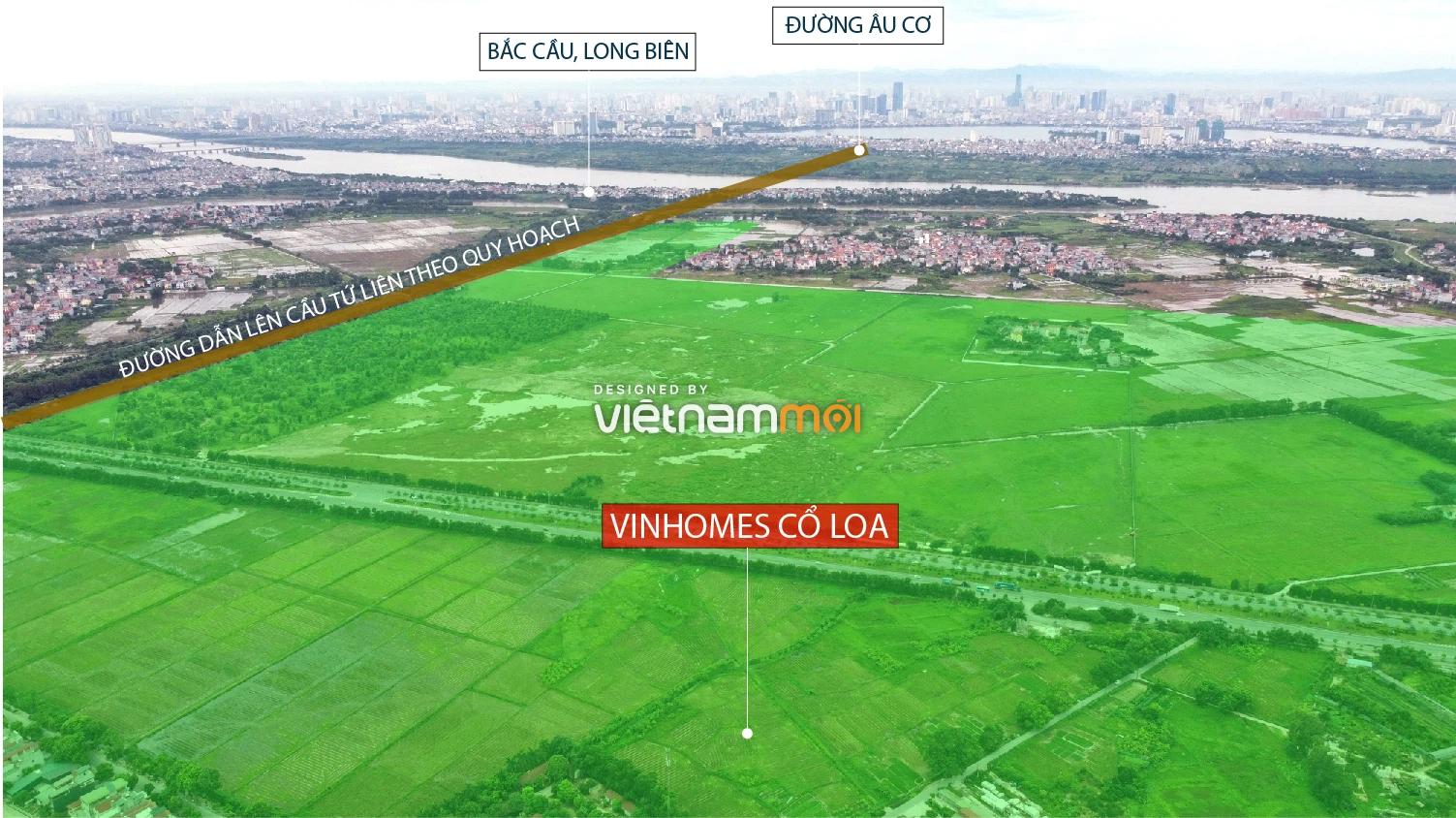 Toàn cảnh ba đại dự án Vinhomes Wonder Park, Vinhomes Cổ Loa và Vinhomes Dream City sắp ra mắt - Ảnh 14.