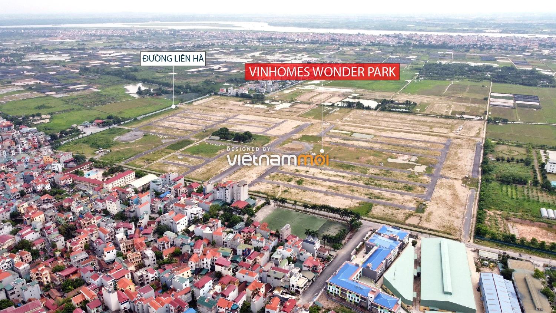 Toàn cảnh ba đại dự án Vinhomes Wonder Park, Vinhomes Cổ Loa và Vinhomes Dream City sắp ra mắt - Ảnh 20.