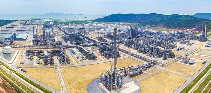 Thanh Hóa gỡ nút thắt cho các dự án trọng điểm tại khu kinh tế Nghi Sơn - Ảnh 1.