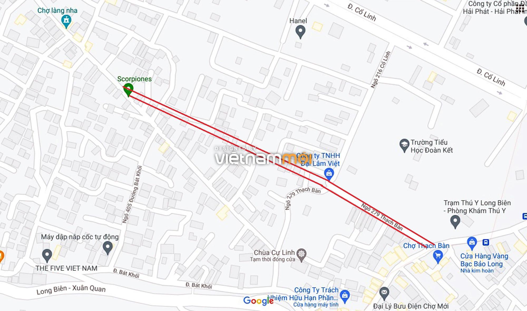 Đường sẽ mở theo quy hoạch ở phường Long Biên, Long Biên, Hà Nội (phần 4) - Ảnh 5.