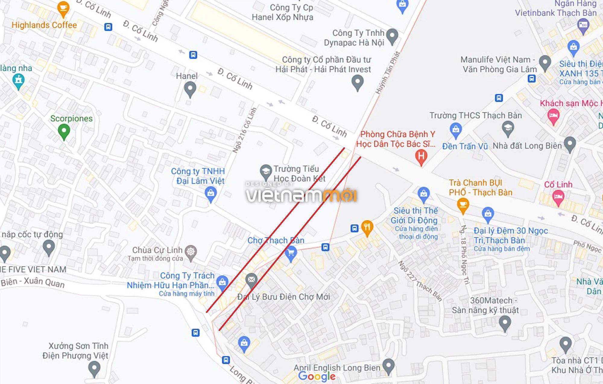 Đường sẽ mở theo quy hoạch ở phường Long Biên, Long Biên, Hà Nội (phần 4) - Ảnh 9.