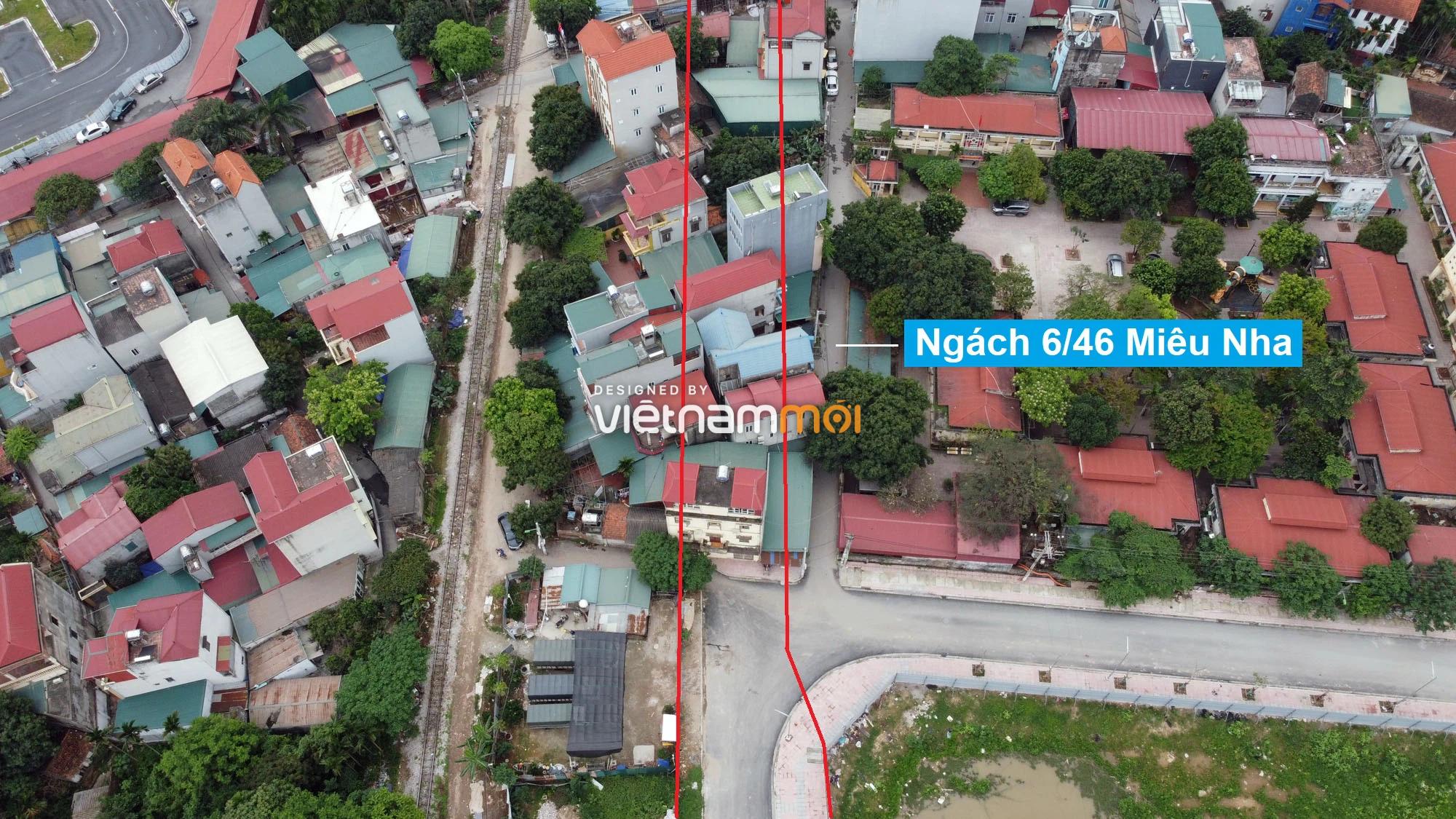 Những khu đất sắp thu hồi để mở đường ở phường Tây Mỗ, Nam Từ Liêm, Hà Nội (phần 4) - Ảnh 4.