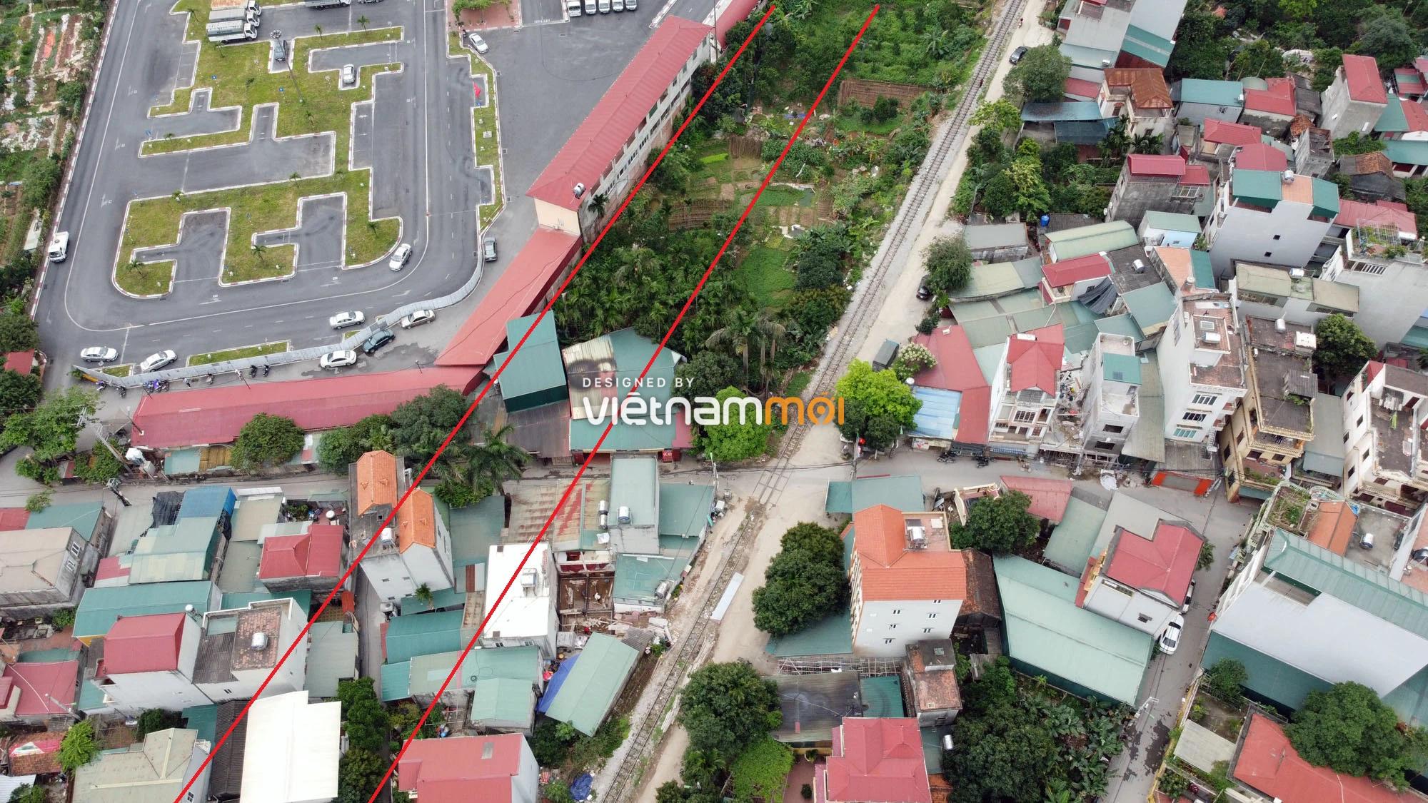 Những khu đất sắp thu hồi để mở đường ở phường Tây Mỗ, Nam Từ Liêm, Hà Nội (phần 4) - Ảnh 9.