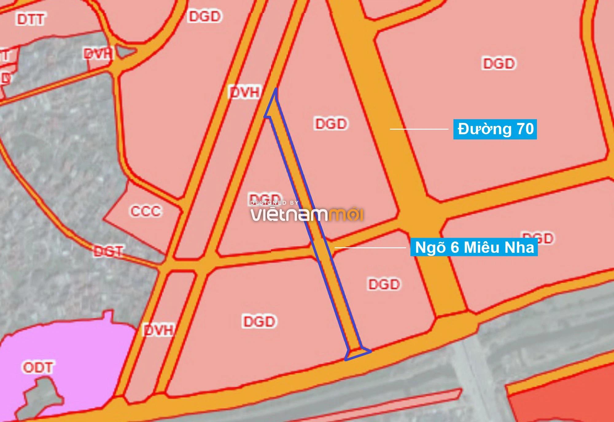 Những khu đất sắp thu hồi để mở đường ở phường Tây Mỗ, Nam Từ Liêm, Hà Nội (phần 4) - Ảnh 12.