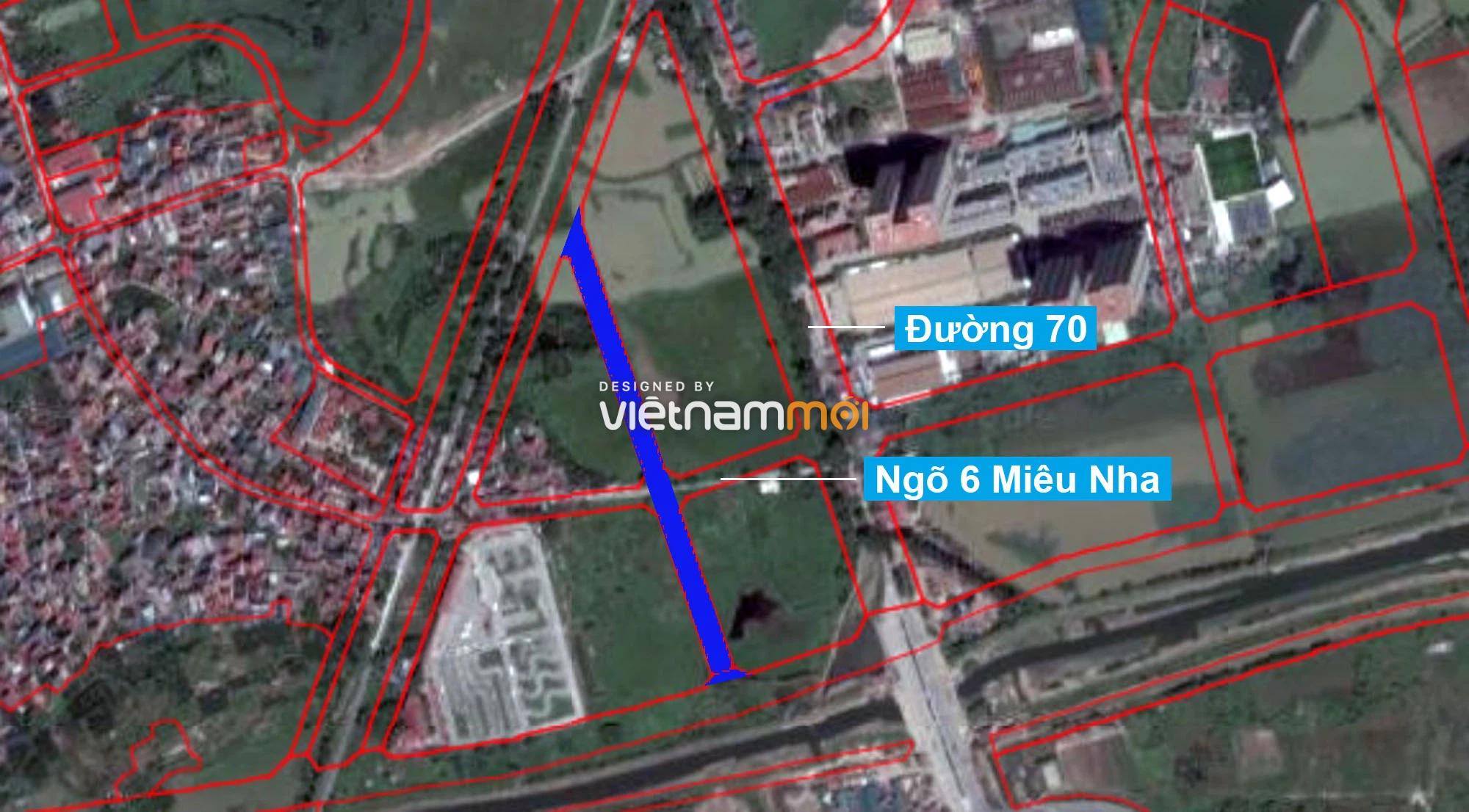 Những khu đất sắp thu hồi để mở đường ở phường Tây Mỗ, Nam Từ Liêm, Hà Nội (phần 4) - Ảnh 13.