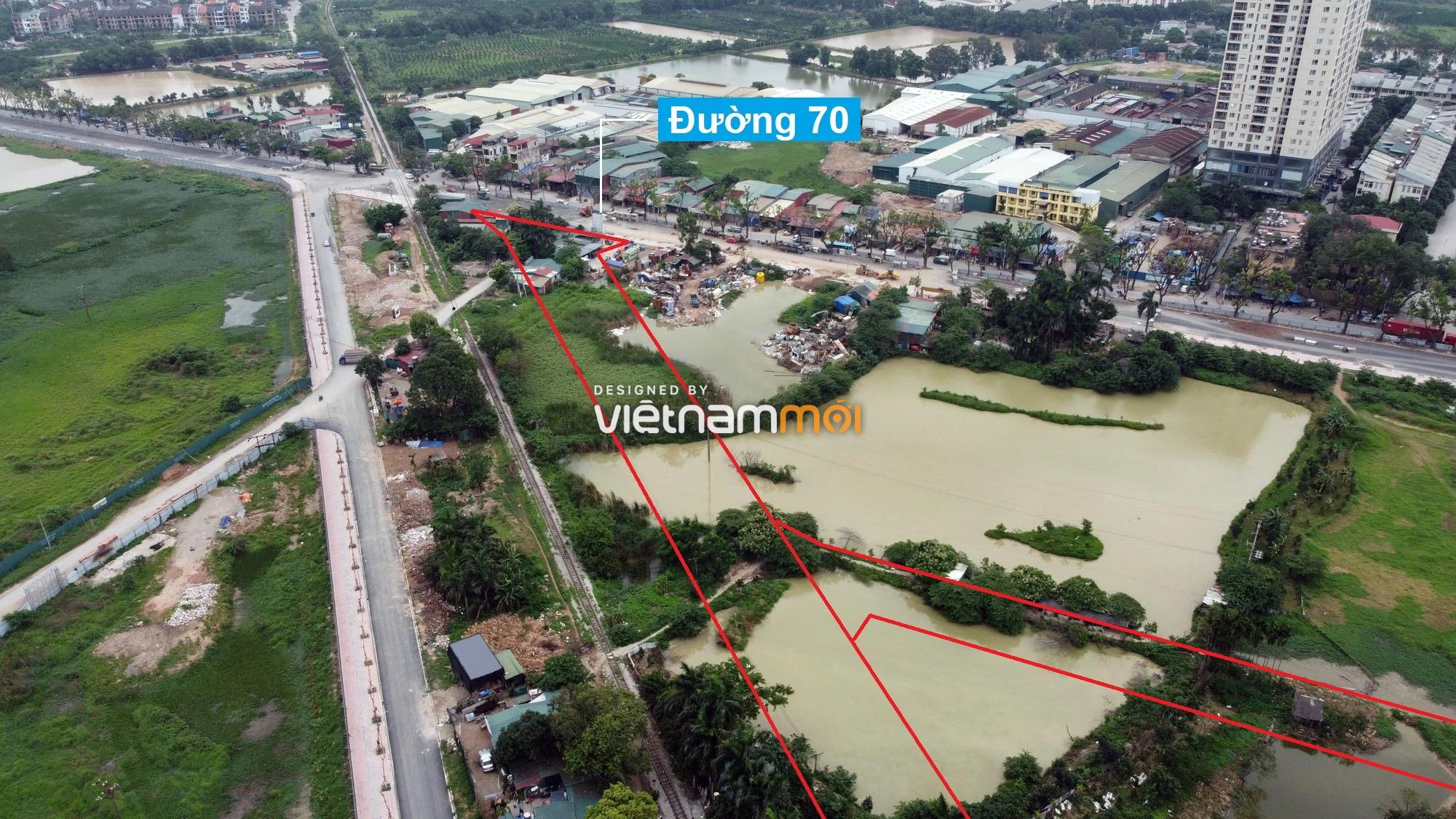 Những khu đất sắp thu hồi để mở đường ở phường Tây Mỗ, Nam Từ Liêm, Hà Nội (phần 4) - Ảnh 14.