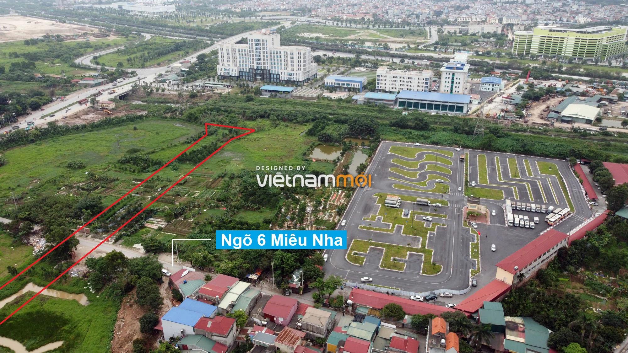 Những khu đất sắp thu hồi để mở đường ở phường Tây Mỗ, Nam Từ Liêm, Hà Nội (phần 4) - Ảnh 15.