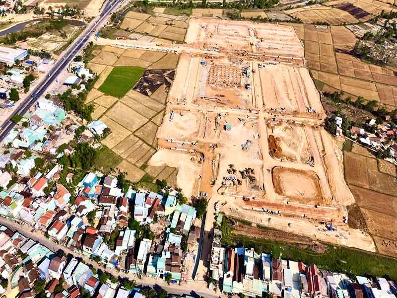 Quảng Nam yêu cầu kiểm tra thông tin 3 dự án bất động sản rao bán trên mạng xã hội - Ảnh 1.