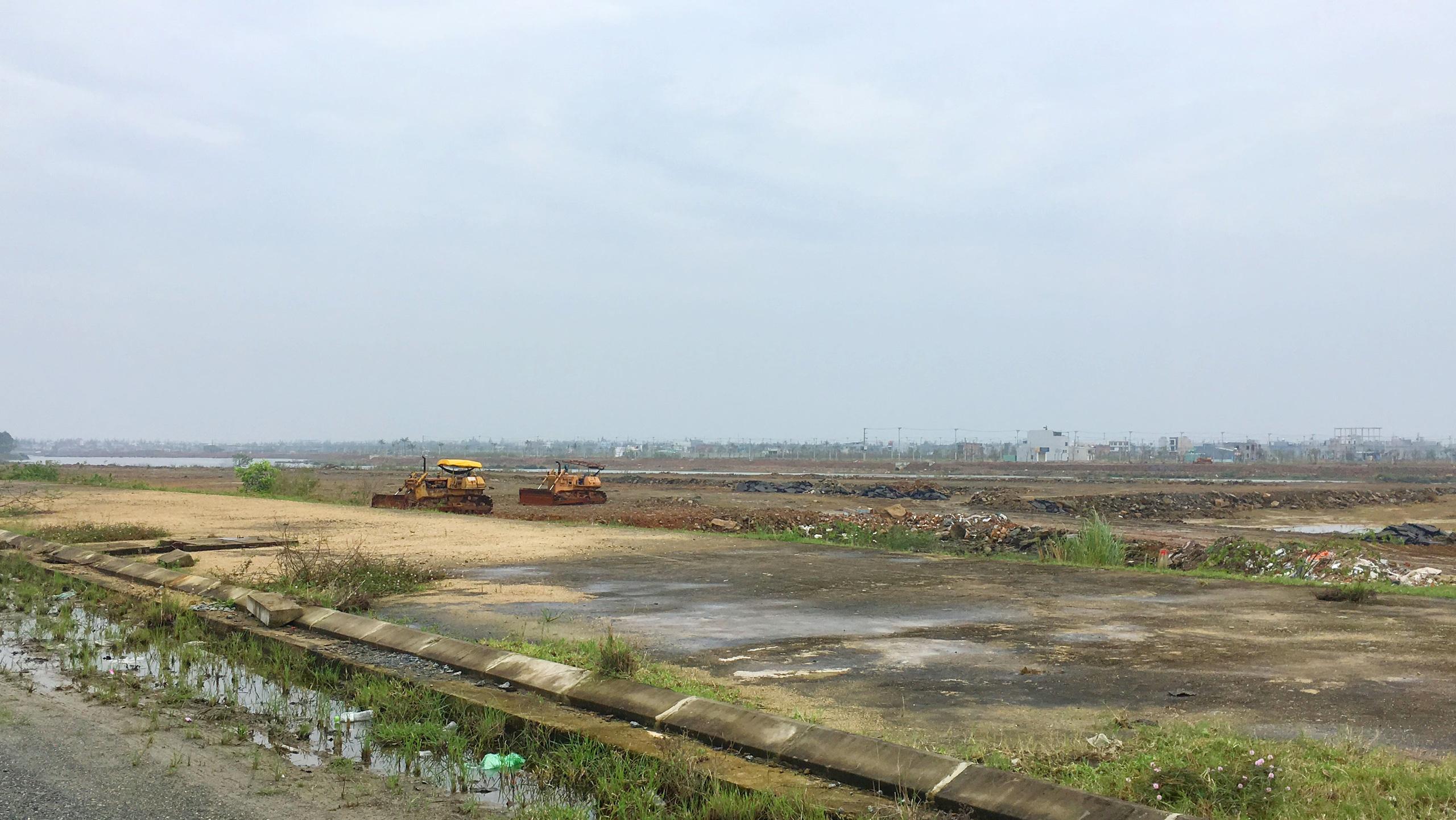 Đà Nẵng cho chuyển mục đích sử dụng đất làm dự án khu đô thị hơn 3.400 tỷ đồng - Ảnh 1.