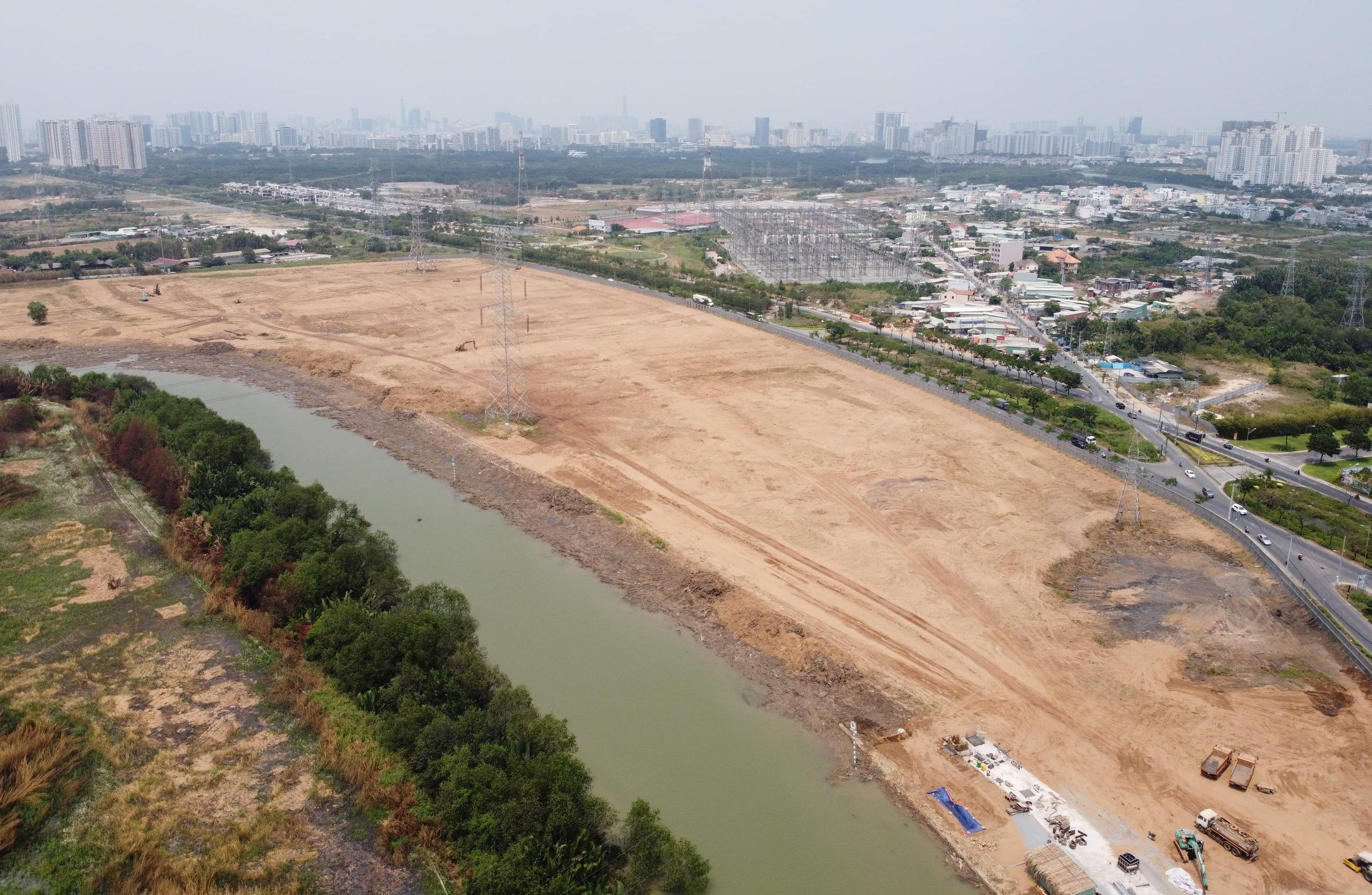 Keppel Land sẽ mua 40% vốn tại doanh nghiệp sở hữu dự án ở khu Nam Sài Gòn - Ảnh 1.