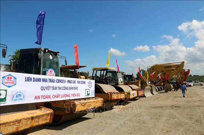 Thiếu trầm trọng nguồn đất phục vụ dự án cao tốc Phan Thiết - Dầu Giây  - Ảnh 1.