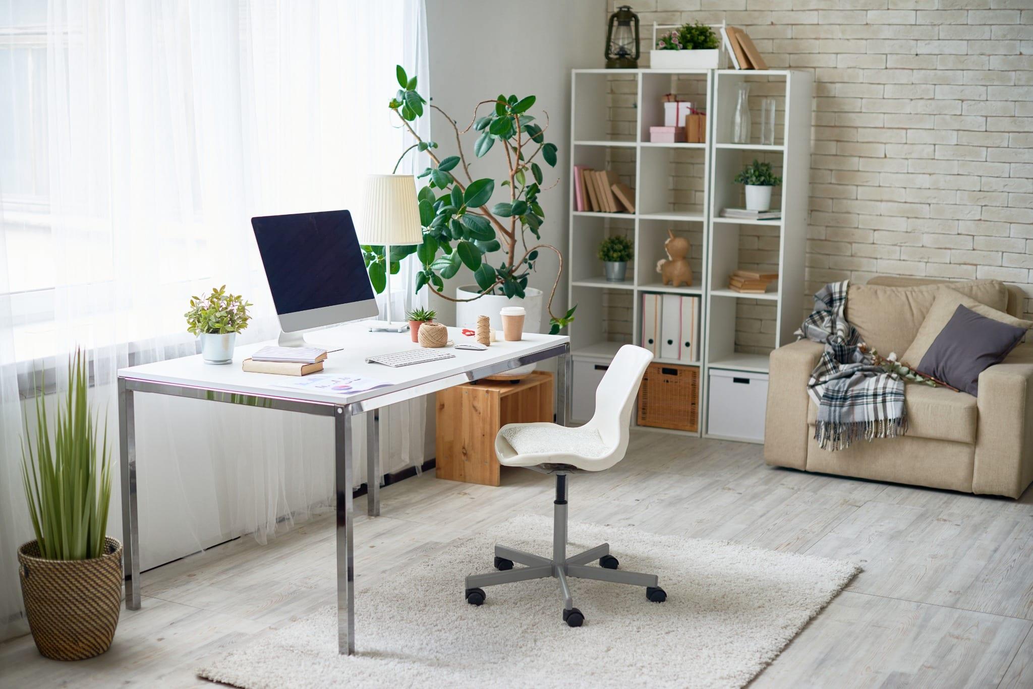 7 cách thiết kế phòng làm việc tại nhà giúp nâng cao năng suất và tư duy sáng tạo - Ảnh 4.