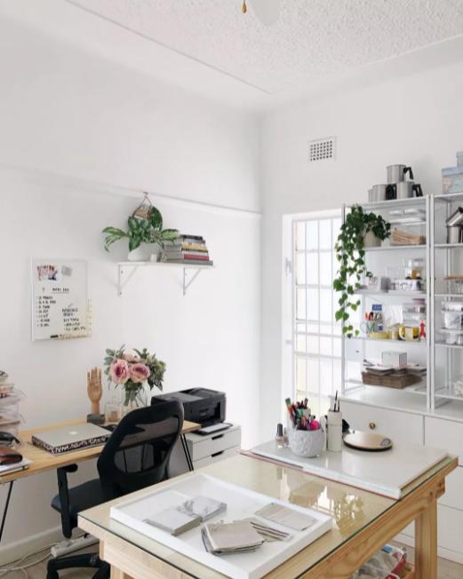 7 cách thiết kế phòng làm việc tại nhà giúp nâng cao năng suất và tư duy sáng tạo - Ảnh 1.