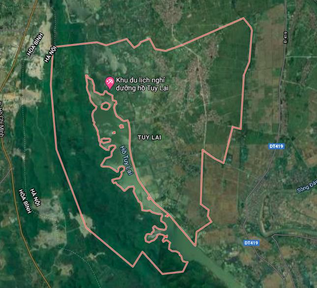 Kế hoạch sử dụng đất xã Tuy Lai, Mỹ Đức, Hà Nội năm 2021 - Ảnh 2.