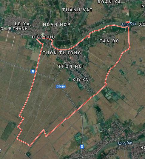 Kế hoạch sử dụng đất xã Xuy Xá, Mỹ Đức, Hà Nội năm 2021 - Ảnh 2.