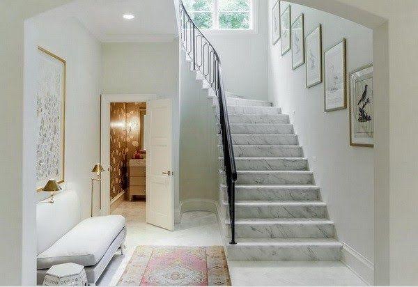 Có nên dùng gạch lát cầu thang trong nhà hay không? - Ảnh 3.