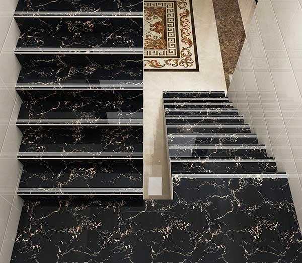 Có nên dùng gạch lát cầu thang trong nhà hay không? - Ảnh 4.
