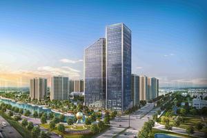 Vingroup ra mắt toà văn phòng TechnoPark Tower thông minh Top 10 thế giới