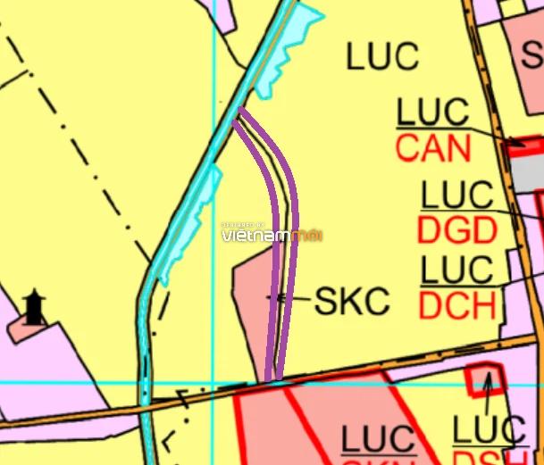 Đường sẽ mở ở xã Phương Trung, Thanh Oai, Hà Nội - Ảnh 1.