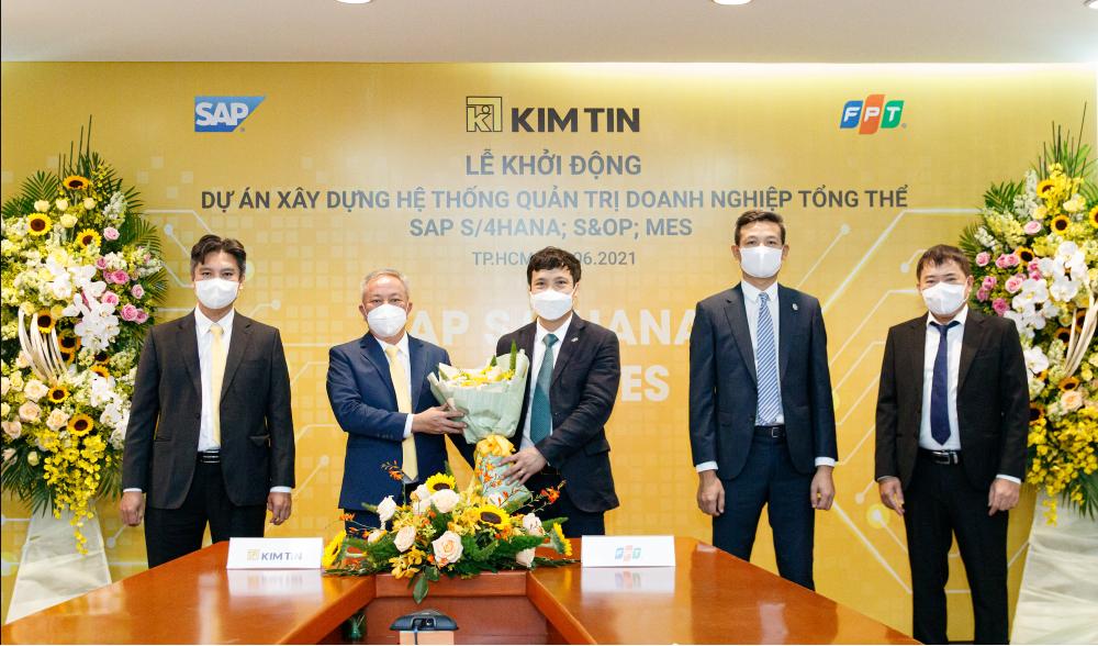 Tập đoàn Kim Tín đầu tư khủng cho chuyển đổi số toàn diện đa ngành - Ảnh 1.