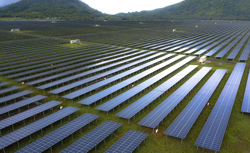 Một doanh nghiệp chi hơn 2.800 tỷ làm nhà máy điện mặt trời tại Thanh Hóa - Ảnh 1.