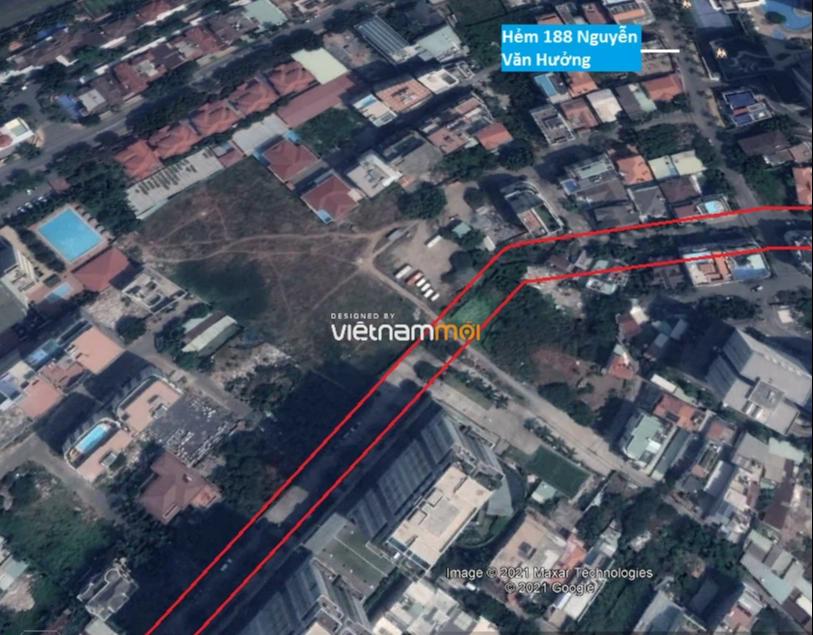 Đường sẽ mở theo quy hoạch ở phường Thảo Điền, Quận 2, TP HCM (phần 1) - Ảnh 5.