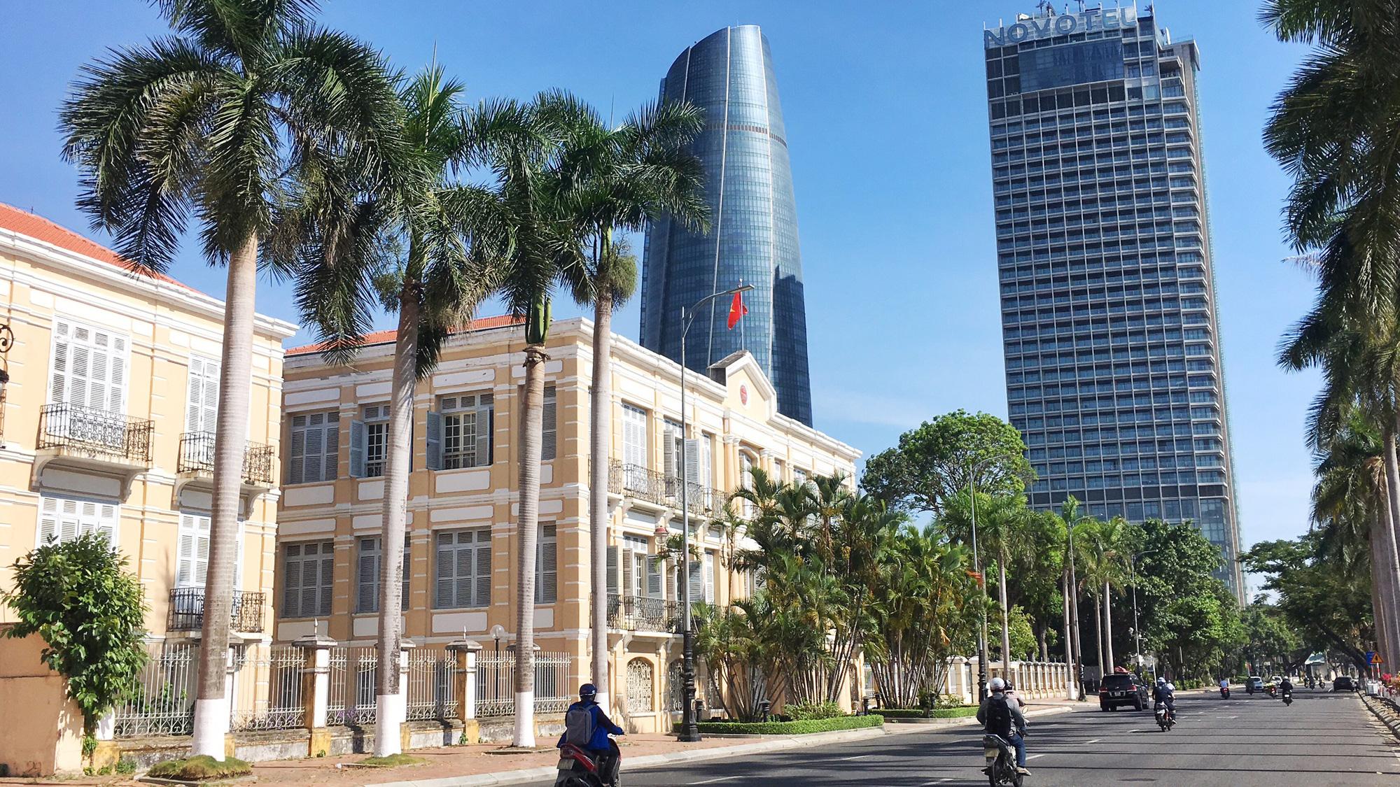 Đất vàng trung tâm Đà Nẵng làm quảng trường - Ảnh 3.