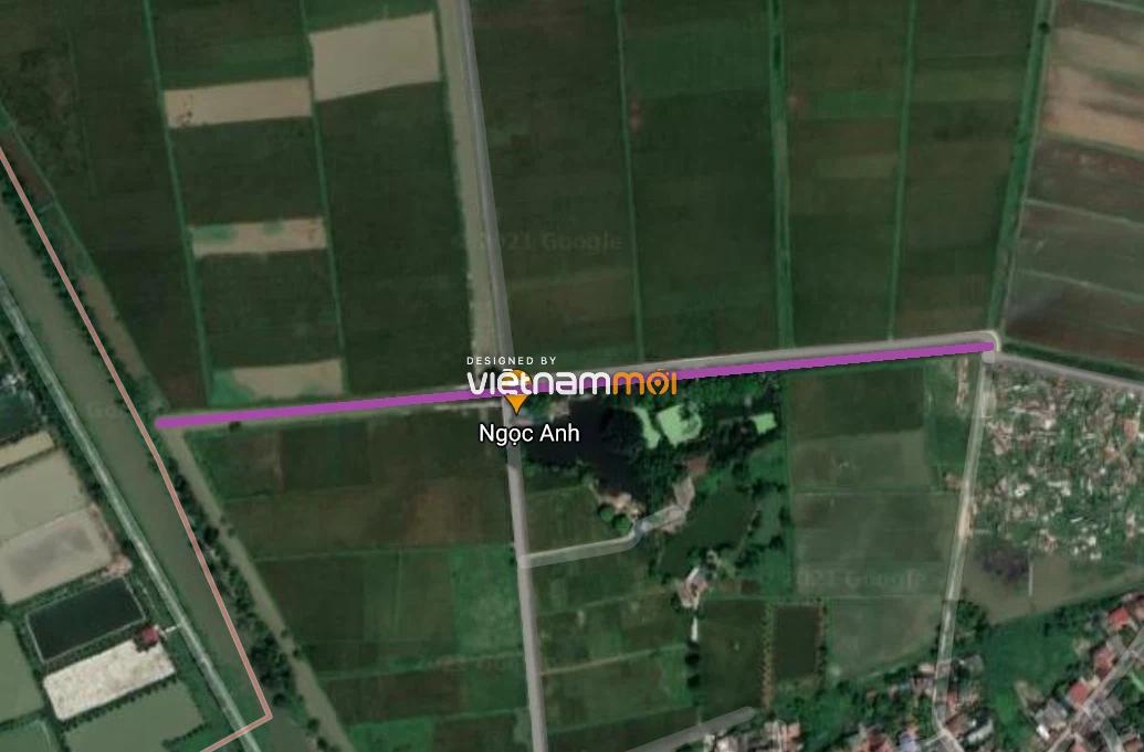 Đường sẽ mở ở xã Tân Ước, Thanh Oai, Hà Nội - Ảnh 2.