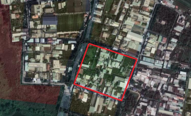 Ba khu đất dính quy hoạch tại phường Linh Đông, TP thủ Đức - Ảnh 11.