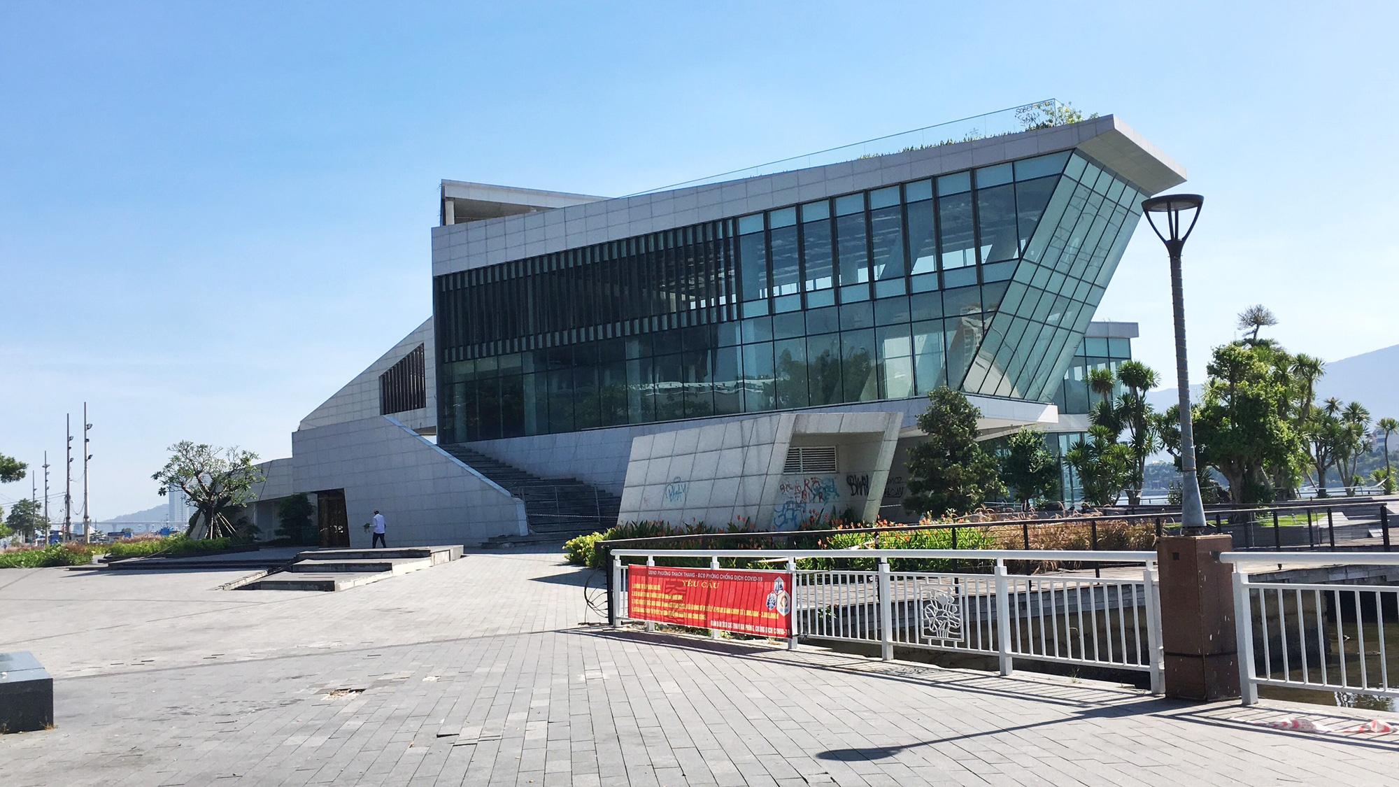 Đất vàng trung tâm Đà Nẵng làm quảng trường - Ảnh 6.