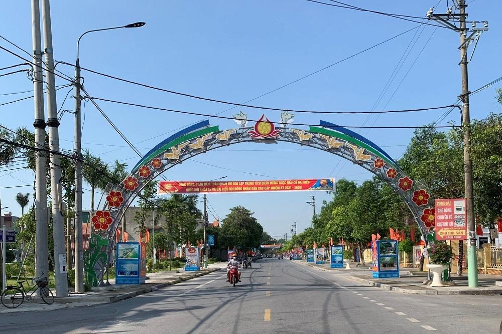 Thanh Hóa: Thị trấn Bút Sơn sẽ được quy hoạch mở rộng gần gấp đôi - Ảnh 1.