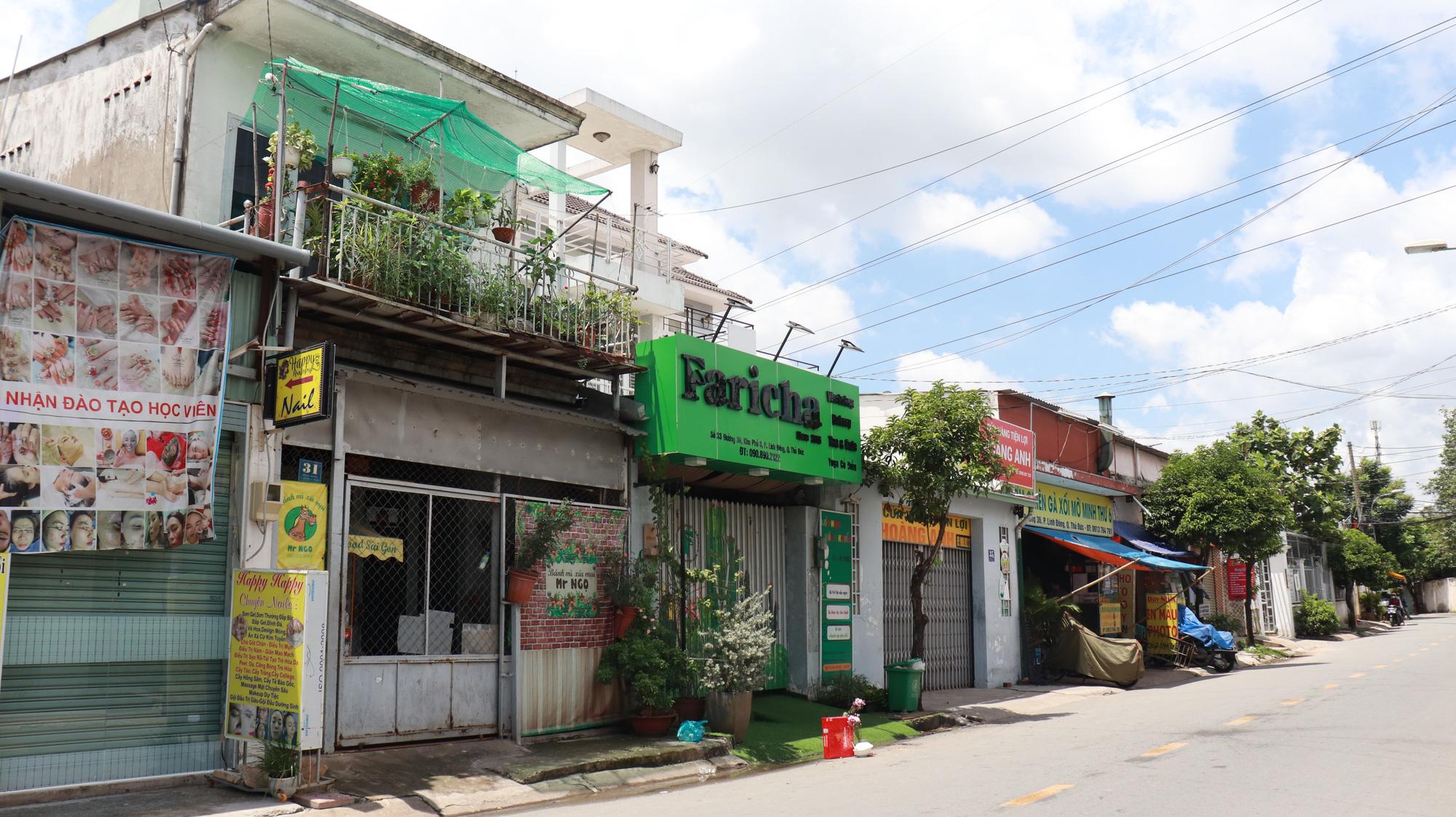 Ba khu đất dính quy hoạch tại phường Linh Đông, TP thủ Đức - Ảnh 3.