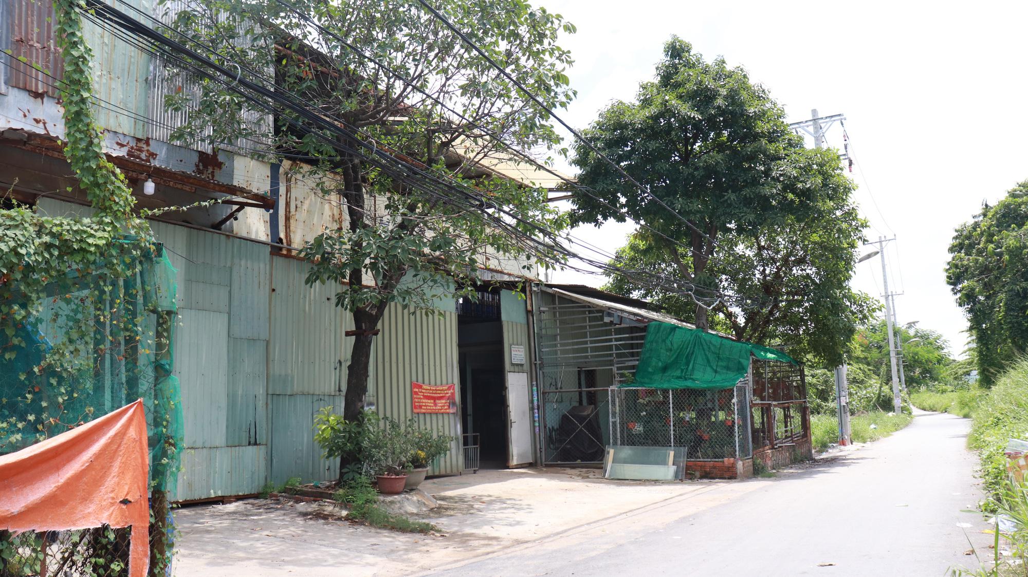 Ba khu đất dính quy hoạch tại phường Linh Đông, TP thủ Đức - Ảnh 8.