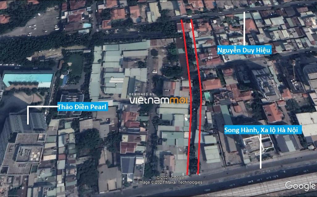 Đường sẽ mở theo quy hoạch ở phường Thảo Điền, Quận 2, TP HCM (phần 3) - Ảnh 5.