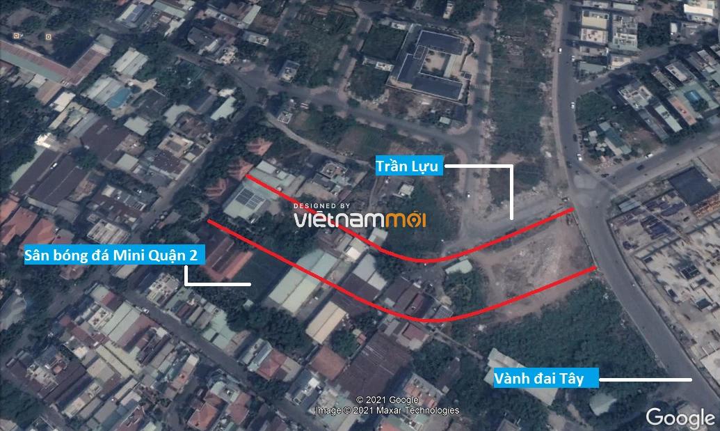 Đường sẽ mở theo quy hoạch ở phường Bình An, Quận 2, TP HCM (phần 1) - Ảnh 8.